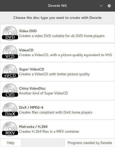 Free Ways to Burn DVDs on Your Computer - Burn Videos to DVD on Ubuntu