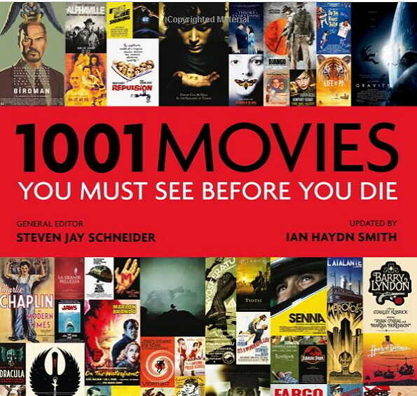 Cool Gifts for A Movie Buff-101 Movies You Must See Before You Die