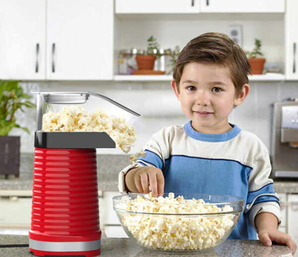Cool Gifts for A Movie Buff-Hot Air Popcorn Maker