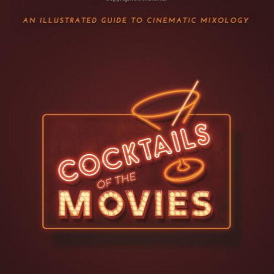Cool Gifts for A Movie Buff-Cocktails of the Movies