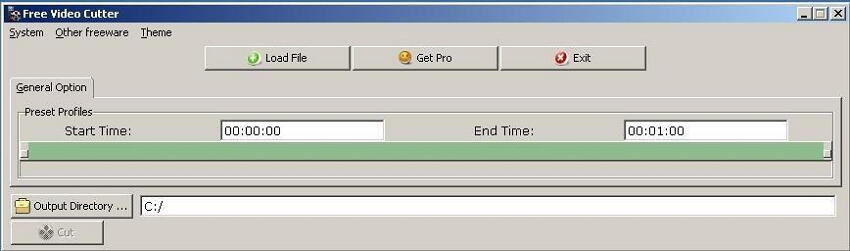 Free Video Cutter Pro