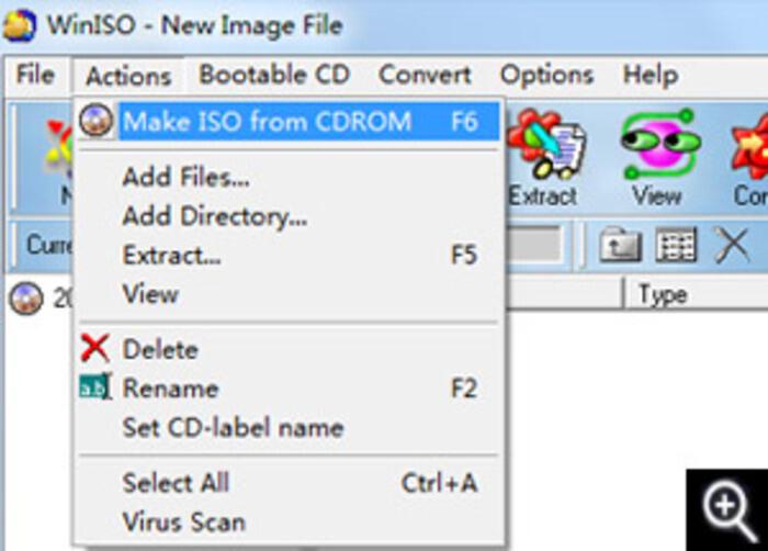 free ISO Creator Free WinISO Maker