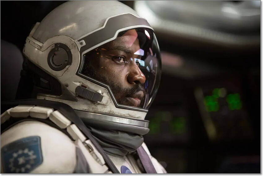 dvd review for Interstellar