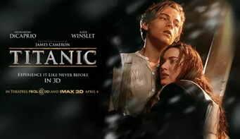 Awesome Movie Theme Ideas-Titanic