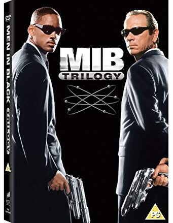 Awesome Movie Theme Ideas-Men in Black