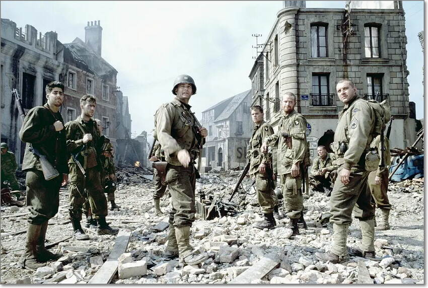 dvd review for Saving Private Ryan