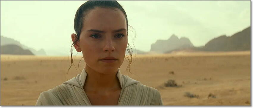 dvd review for Star Wars: The Rise of Skywalker