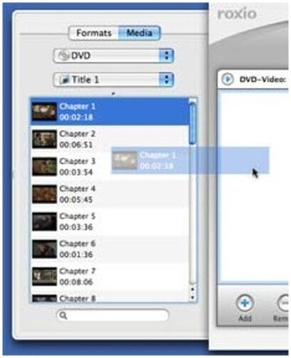 Choose Disc Type on Toast Titanium for Mac