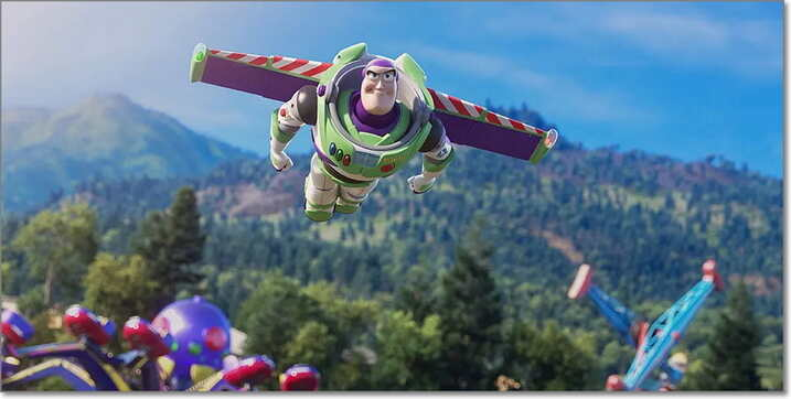 dvd review for Toy Story 4