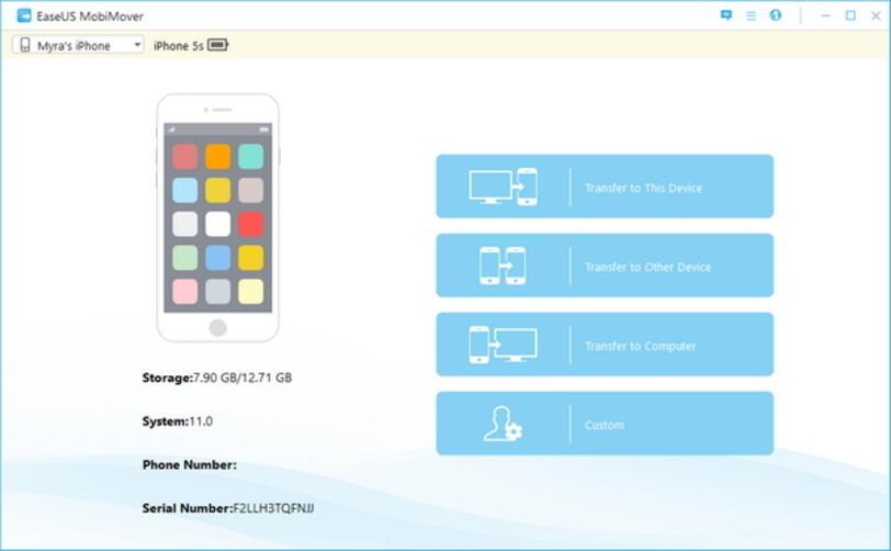 transferring iPhone videos to PC