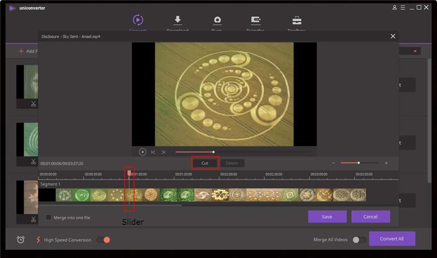 recortar vídeo