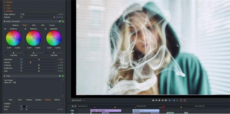 macbook air video editing