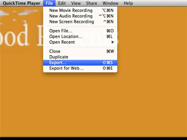 convert flv to itunes-quicktime pro