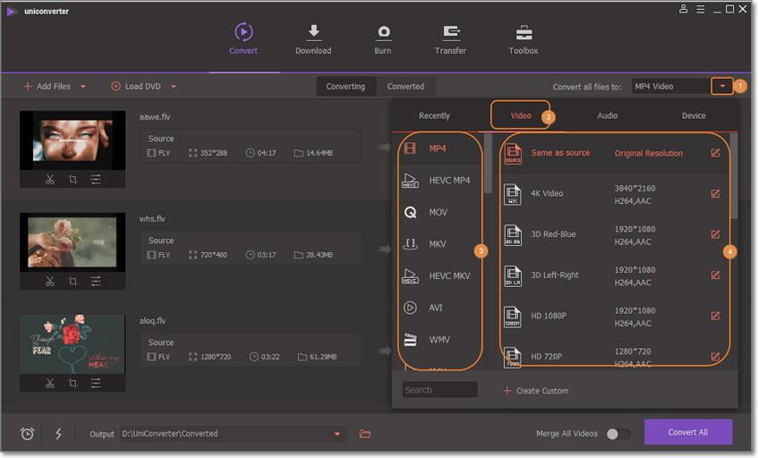 choose sony vegas pro compatible formats