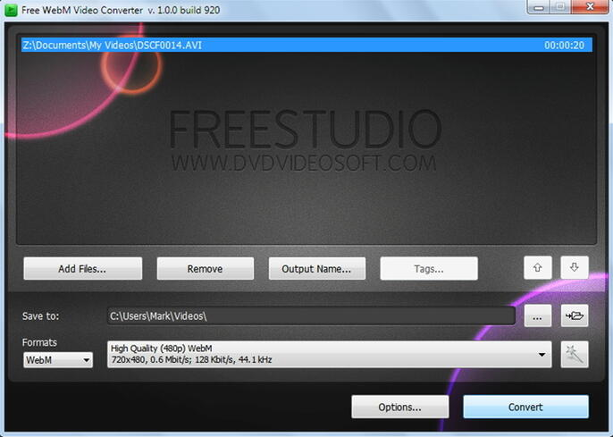 flv to webm converter-free webm converter