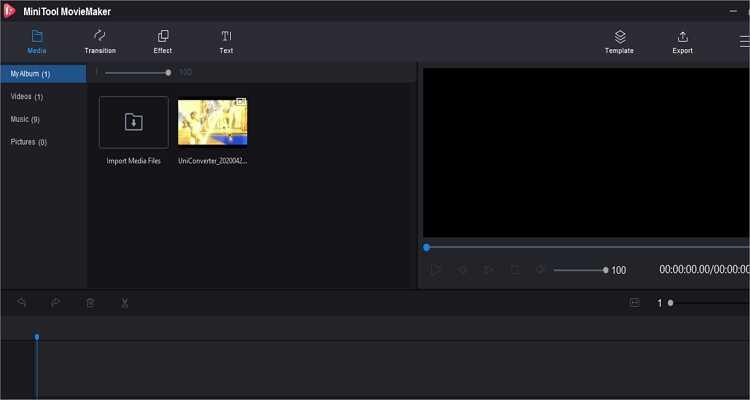 Combine GIFs em um on-line gratuitamente - MiniTool Movie Maker