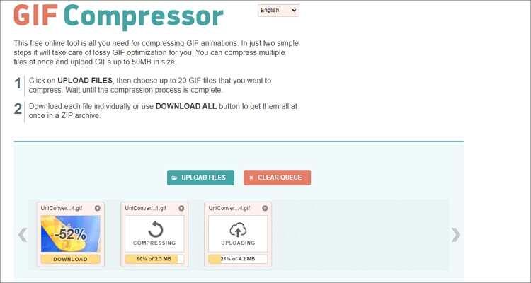 Online GIF Compressor -GIF Compressor