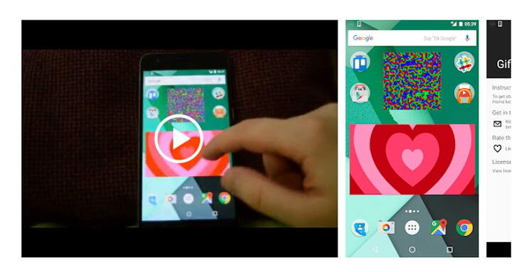 GIF Tools for Android -GifWidget