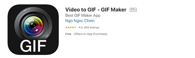 Convert iPhone Video to GIF Online Free -Video to Gif
