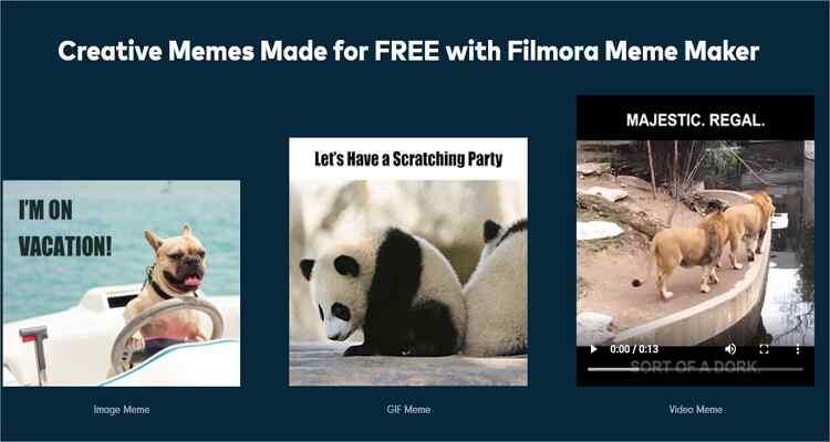Free and Online GIF Website-Online Meme Maker