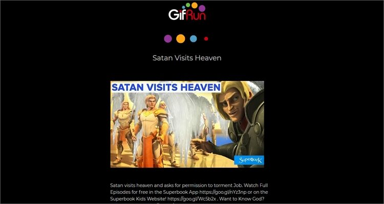 Make YouTube to GIF Online Free -GifRun
