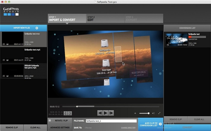 gopro app for mac