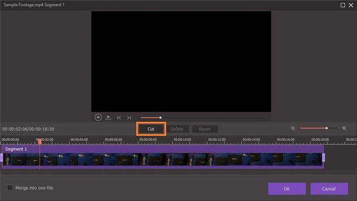 cut video on gopro desktop
