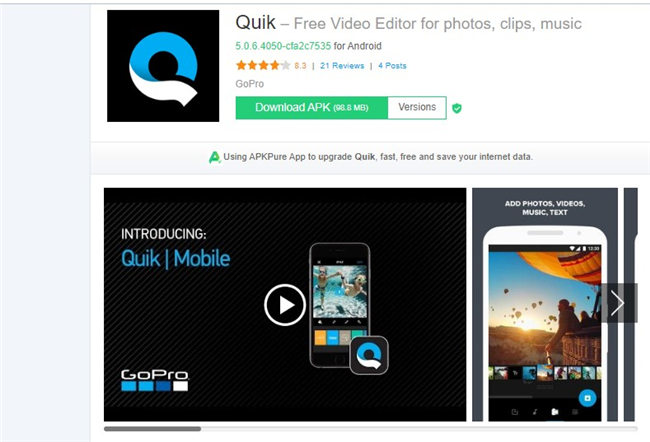 gopro video app