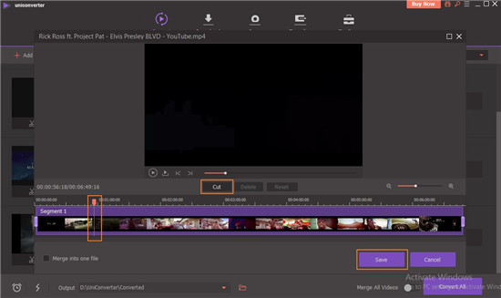 trim gopro video