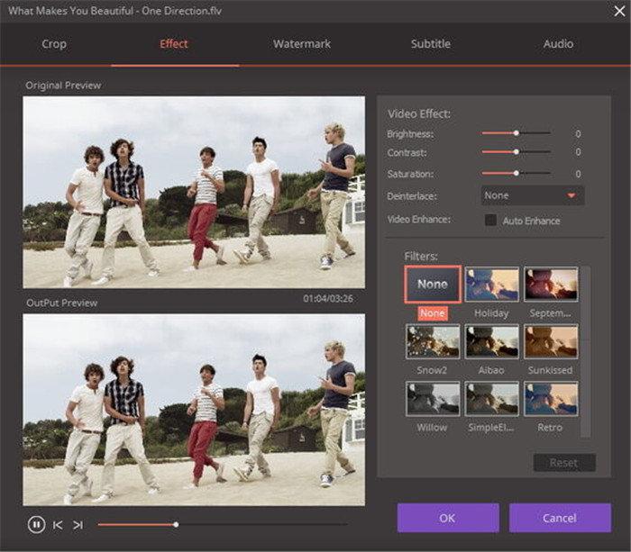 add effects on gopro software mac