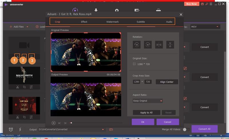 edit gopro video