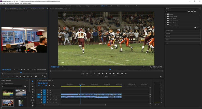 quik video editor mit adobe