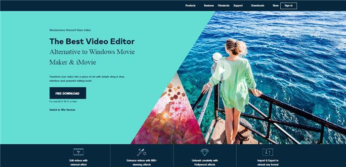 software de estabilização de vídeo