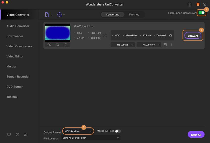 convertir la vidéo