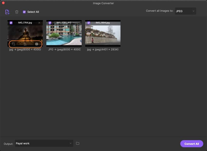 editar imagens no Mac