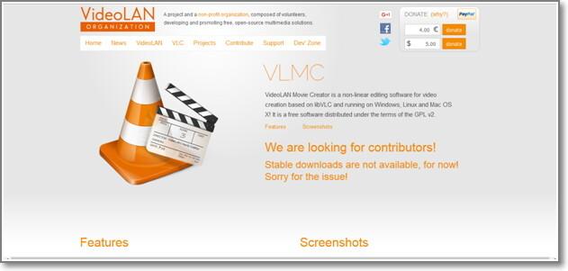 Alternativas on-line do iMovie - criador de filmes em LAN de vídeo