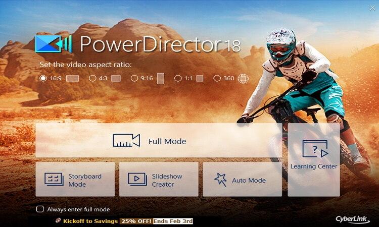 imovie for windows -Cyberlink PowerDirector