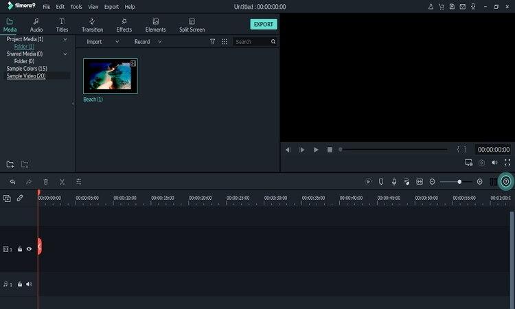 imovie for windows -Wondershare Filmora