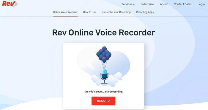 Make a Voiceover in iMovie Online-Rev