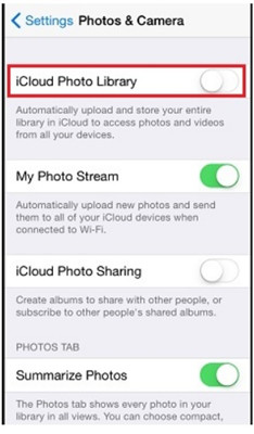 how to compress pictures on iphone