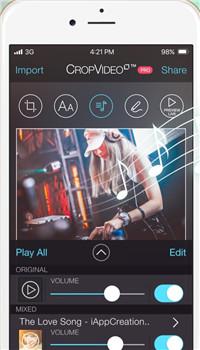 trim video iphone
