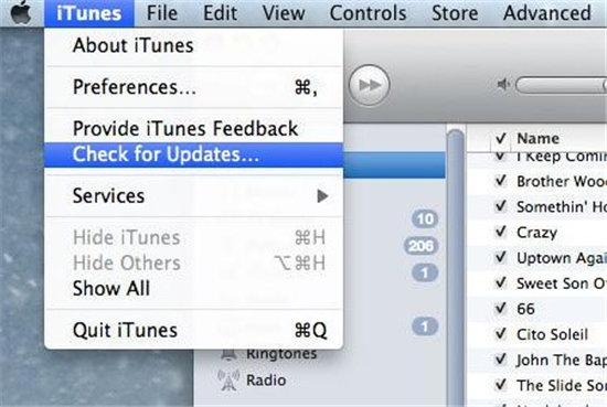 mac won t recognize iphone