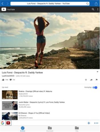 تنزيل الفيديو المجاني ل iPhone X