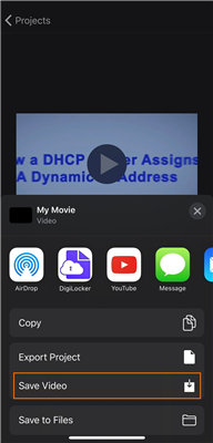 how to zoom video on iphone 4