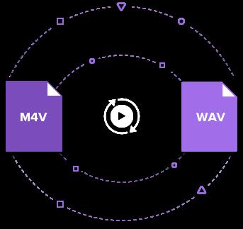 M4V to WAV