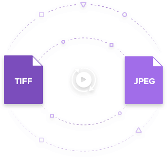 Convert TIFF to JPEG