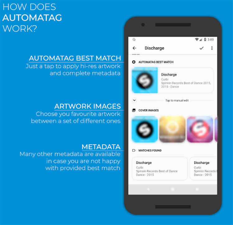 mp3 tag editor android