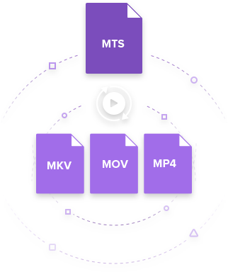 Convert MTS to MKV