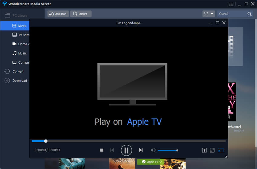 convert mkv to apple tv