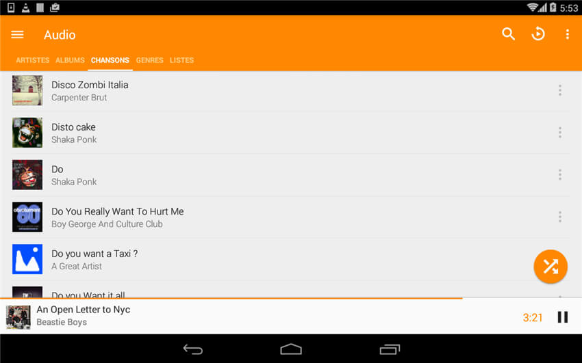 mkv player per android